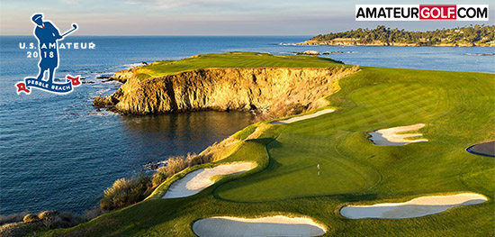Pebble Beach Ca August 6 2018 The U S Heads Back To One Of Its Most Storied And Inspiring Venues For 118th Playing Golf