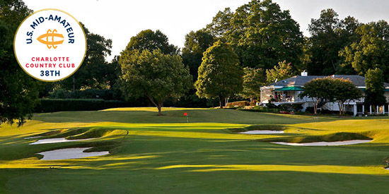 Charlotte Country Club (USGA/Thomas Eppes photo)
