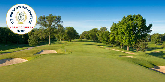 Norwood Hills Country Club (USGA/Fred Vuich photo)