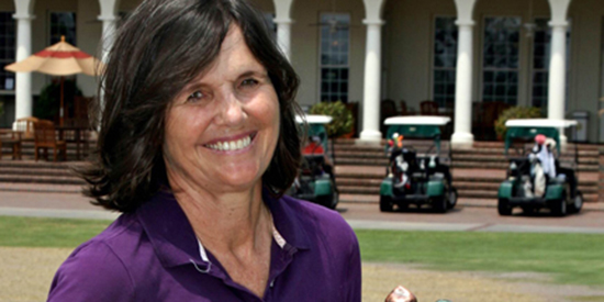 Sue Wooster (Pinehurst photo)