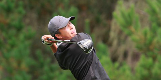 Eddy Lai was among the top-seeded players to fall on Wednesday (NCGA photo)