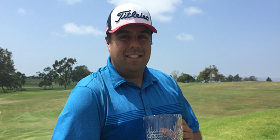 Brandon Gama (SCGA photo)