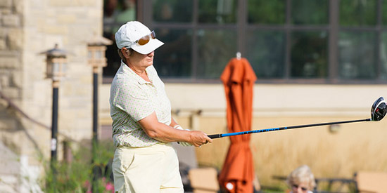 Gail Pimm (Golf Canada photo)