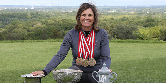 Sue Wooster (Golf Canada photo)