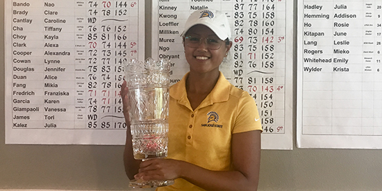 Arevalo runs away with California State Fair Women's title