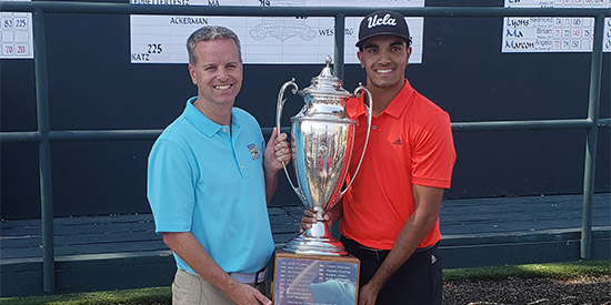 Devon Bling wins the 94th California State Fair Amateur
