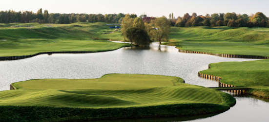 Le Golf National, the site of the 2018 Ryder Cup will be <br>one of two courses to host the 2022 competition <br>(Le Golf National Photo)