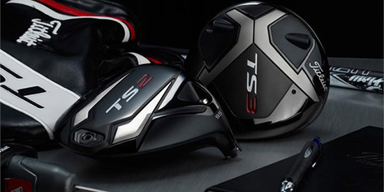 Titleist TS2 and TS3 Drivers: It's All About Speed