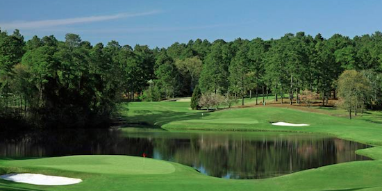 The Country Club of North Carolina <br>(USGA Photo)