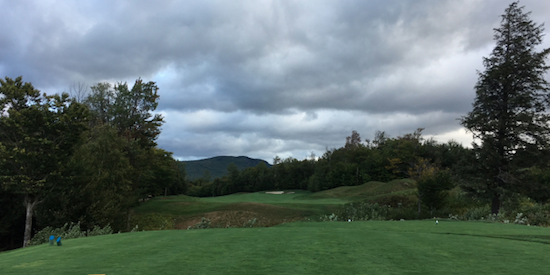 Maine Mid-Amateur host course Sunday River Golf Club <br>(MSGA Photo)