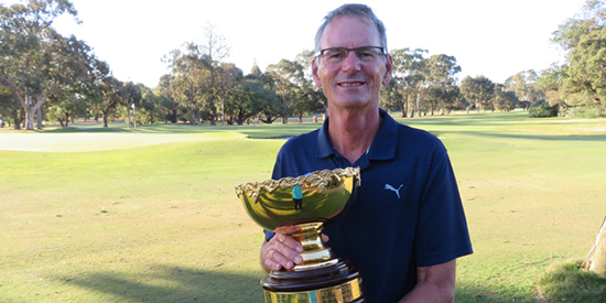 Gordon Claney (Golf Australia photo)