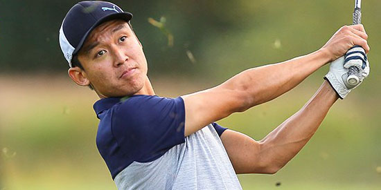 Woon Takes St. Augustine Amateur Lead with a 63