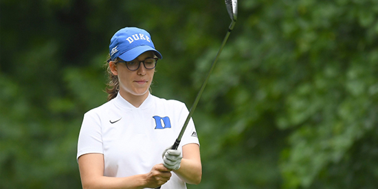 Virginia Elena Carta (Duke Athletics photo)