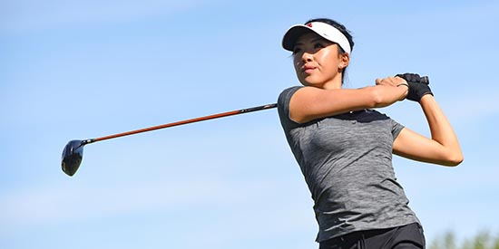 Muni He (USC Athletics photo)