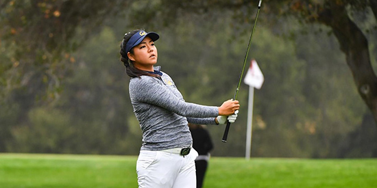 Cindy Oh (Cal Athletics photo)