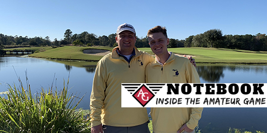 Ian Martin and Phil Lodzinski (NCCGA photo)