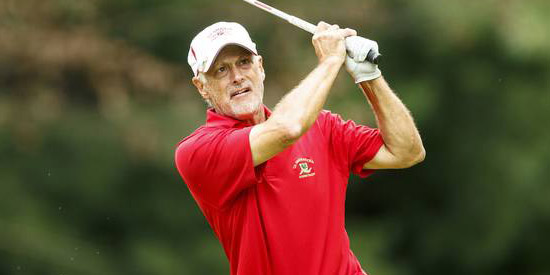 Hanzel, Hughett tied atop Dixie Senior Amateur