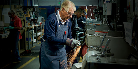 Bob Vokey, Titleist master wedge craftsman (Titleist photo)