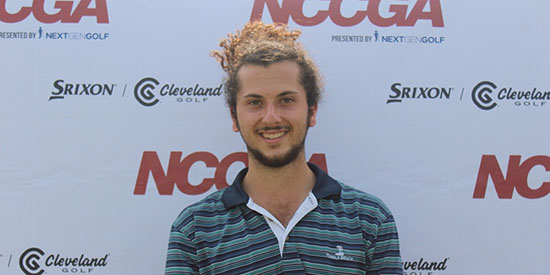 Bina goes bogey free for two-shot Dixie Amateur lead