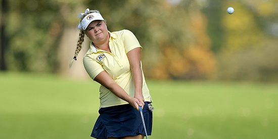 Michaela Finn (Kent State Athletics photo)
