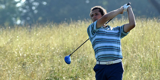 Bina maintains lead after windy third round at Dixie Amateur