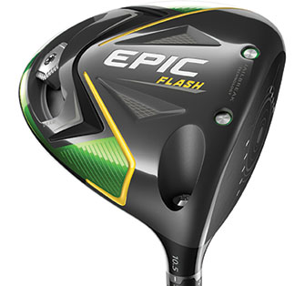 The Callaway Epic Flash driver