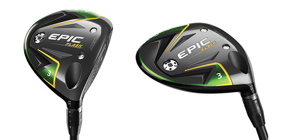 Callaway Epic Flash, Epic Flash Sub Zero Fairway Wood Review