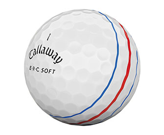 The Callaway ERC Soft Golf Ball