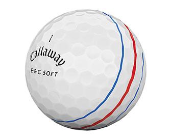 The Callaway ERC Soft Golf Ball