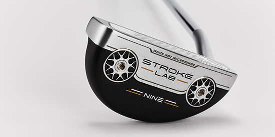 Stroke Lab putter (Callaway photo)