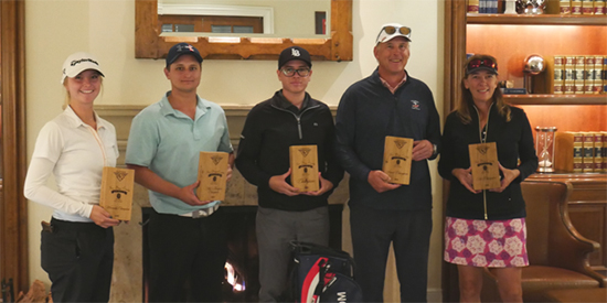 AGC San Diego Amateur winners (AGC photo)