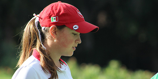 Cory Lopez (Mexican Golf Federation/Twitter photo)