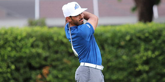 Juan Jose Guerra (Nova Southeastern Athletics photo)