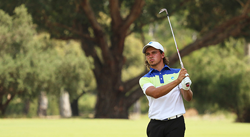 David Micheluzzi (Golf Australia photo)