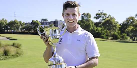 Conor Purcell (Golf Australia photo)