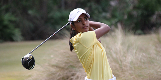Kaiyuree Moodley (AJGA photo)