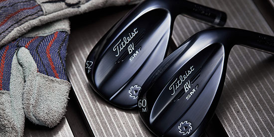 Bob Vokey releases SM7 Wedges in a Slate Blue Finish