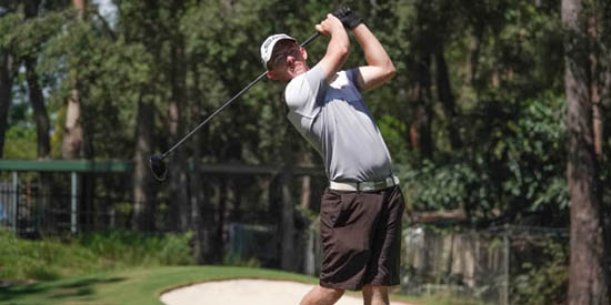 Lewis Hoath (Golf NSW photo)