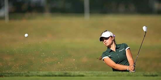 Allyson Geer-Park (Matt Mitchell/MSU Athletics)