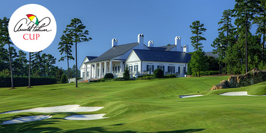 The Alotian Club, host of the 2019 Arnold Palmer Cup Matches