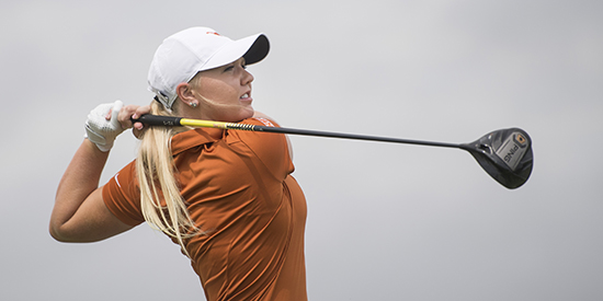 Hailee Cooper (Patrick Meredith / Texas Athletics)