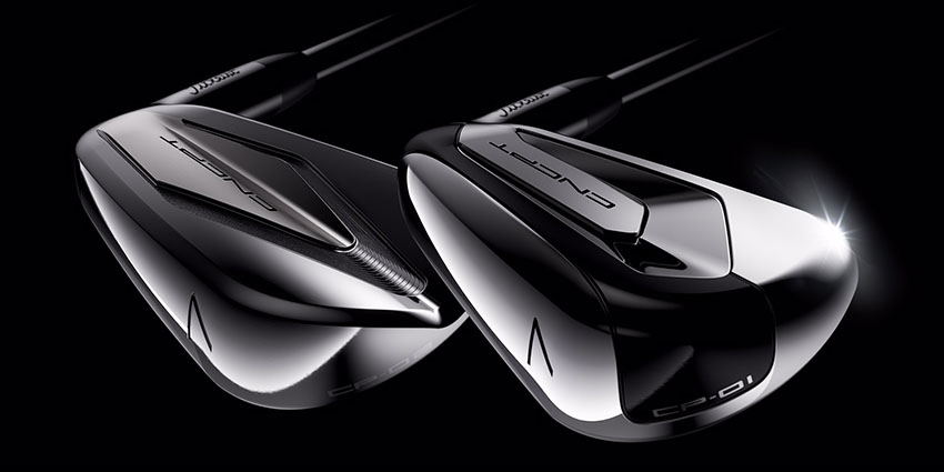 CNCPT by Titleist is here with the New CP-01 and CP-02 Irons