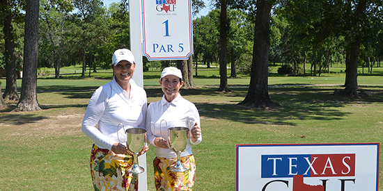Margaret Bosman and Lorraine Werner (TGA photo)