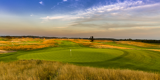 No. 7 at Erin Hills (USGA/John Mummert)