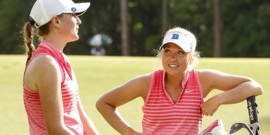 Megan Furtney and Erica Shepherd (USGA photo)