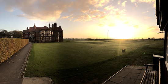 Royal Lytham & St. Annes (@RoyalLythamGolf photo)