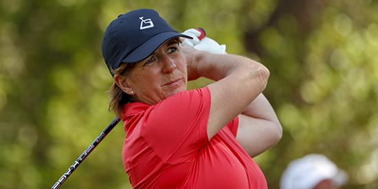 Judith Kyrinis (USGA photo)