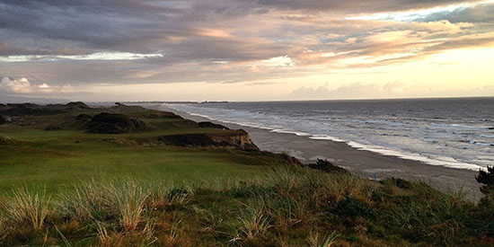 The views at Bandon Dunes (AGC photo)