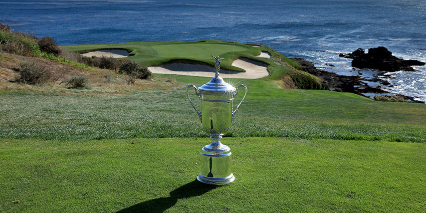 13 amateurs have open qualified for the U.S. Open at Pebble Beach (USGA photo)