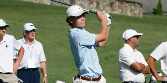 Local knowledge fuels Carr to midway Southeastern Amateur lead